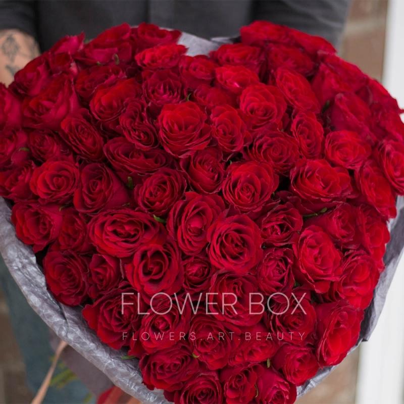"""Букет цветов """"Таинство сердца"""""""