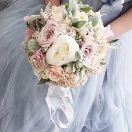 Букет невесты Море поцелуев