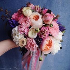 Букет невесты Счастливое начало